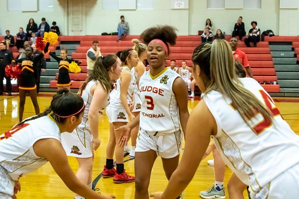 Girl's Basketball 2019-2020