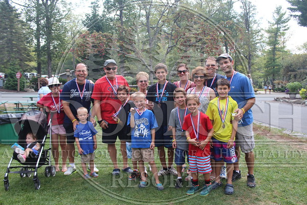 August 31 - Awards