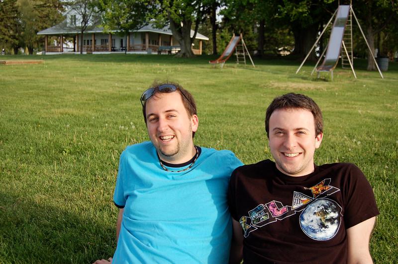Adam & I