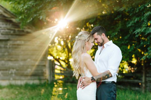Alisha & Matt | Wedding