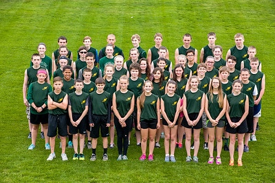 Oxford Hills Middle School Track Team Photos