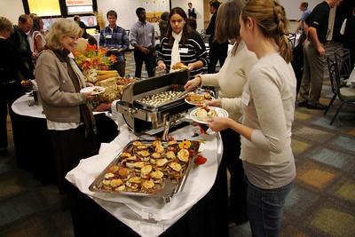 Student Organization Advisor Dinner 2010