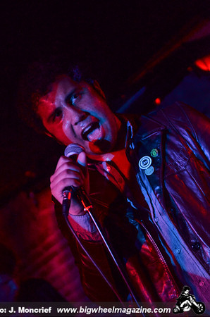 The Gears - Dirty Eyes - Lords of Altamont - Long Neck Goose - and The Black Mambas - at Los Globos - Silverlake, CA - June 21, 2013