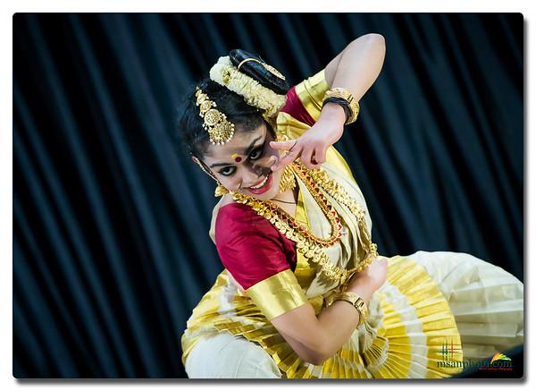 Gopika Thampi's Classical Solo Performance - ULSAVAM 2019