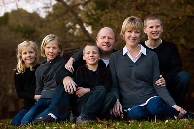 Jensen Family Portraits