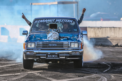 SouthCoast Raceway Friday Night Burnouts & Open Testing