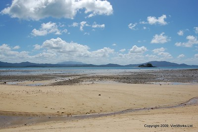 Dunk Island, Australia