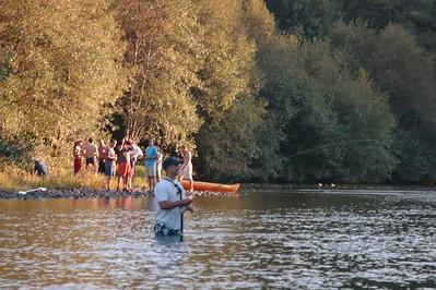AK B-Party - McKenzie River, OR