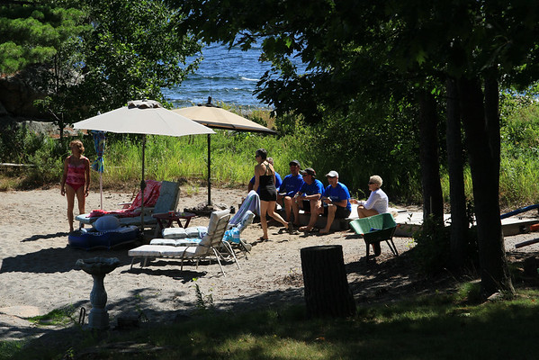 August Long Weekend Parry Sound 2015