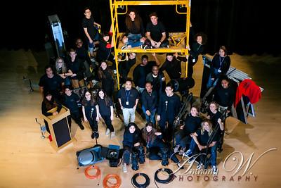 MBSH Stage Crew 2018