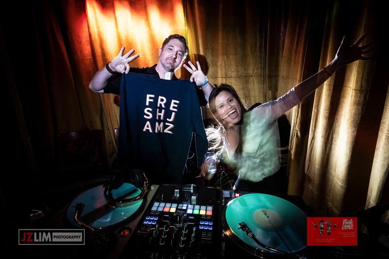 Fresh Jamz 11th Anniversary