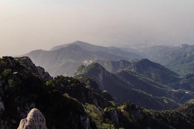 Jinan and Taishan (济南和泰山)
