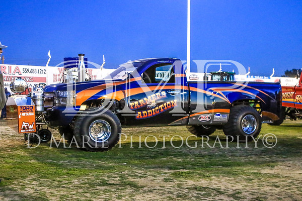 Tulare Tractor Pulls 2020