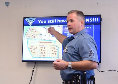 Troop B School Lockdown Safety Initiative Meeting - 100715