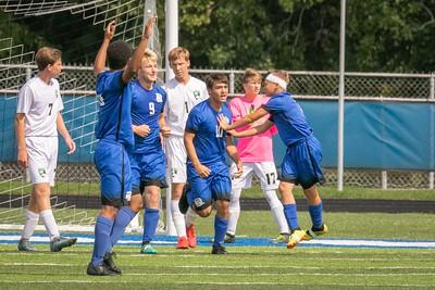 DHS Boys Soccer 09-06-2019