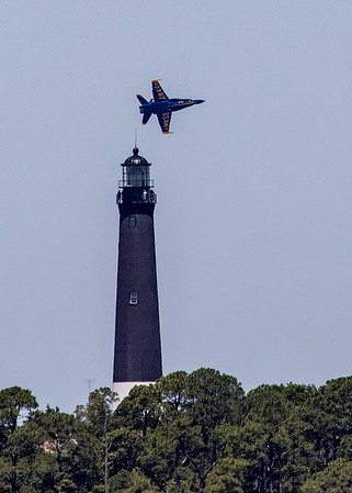 Blue Angels at Pensacola Practice