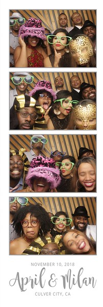 A & M: Photo Booth Prints