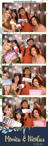 Monica & Nicolas's Wedding 11.22.19