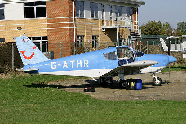 Cranfield (And Aerial) : 20th October