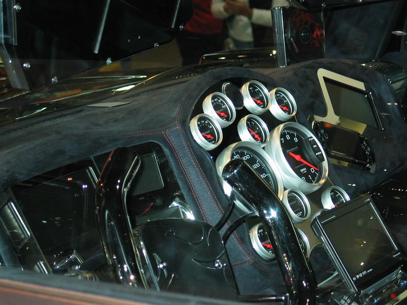 Hummer (interior)