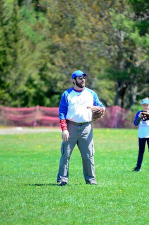 Minor Softball - A Team