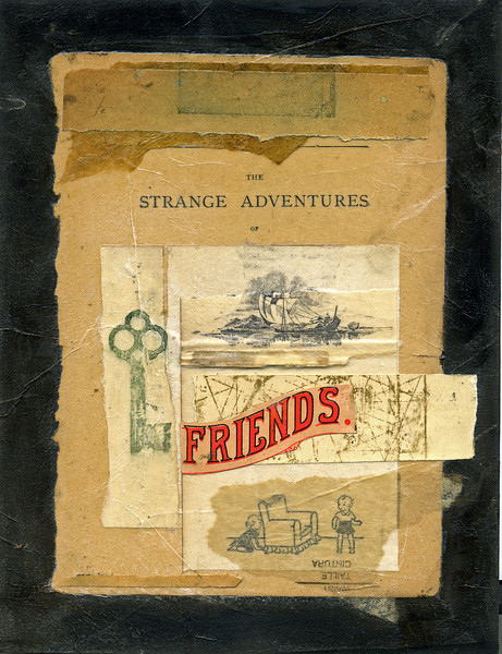 Strange Adventures with Friends   SOLD