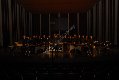 24957 Percussion band concert