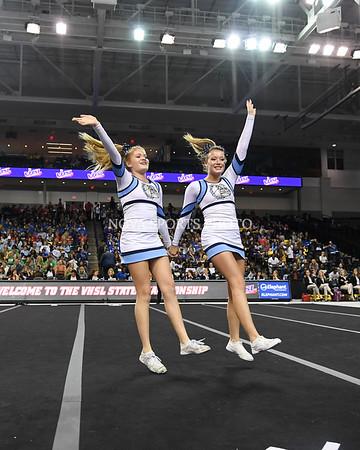 Cheer: 2016 VHSL 5A State Championship - Stone Bridge 11.5.16