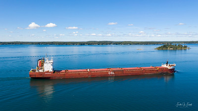 St. Lawrence Seaway Freighters