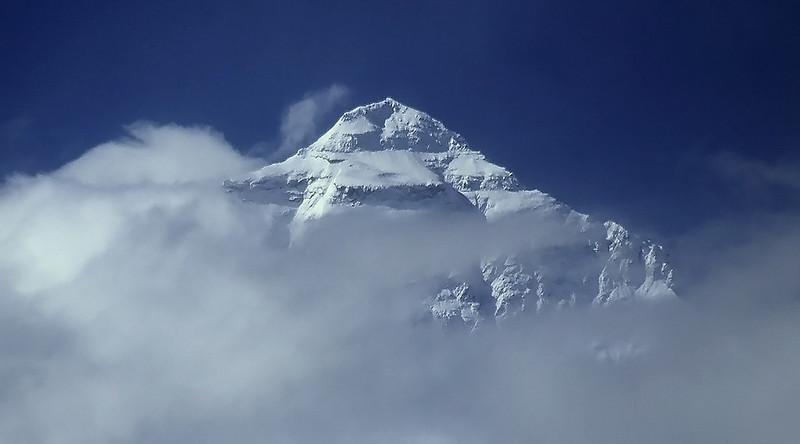 Mount Everest base camp
