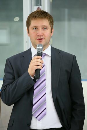 Международный турнир «Хрустальный лед» в Ленинградской области. Август 2014