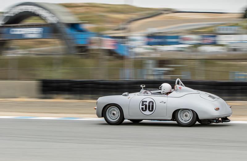 Mike Sullivan (1960 Porsche 356)