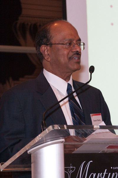 Swami Reddy -- SP Systems, Inc Fourth Annual Business Meeting & Luncheon, Greenbelt, MD