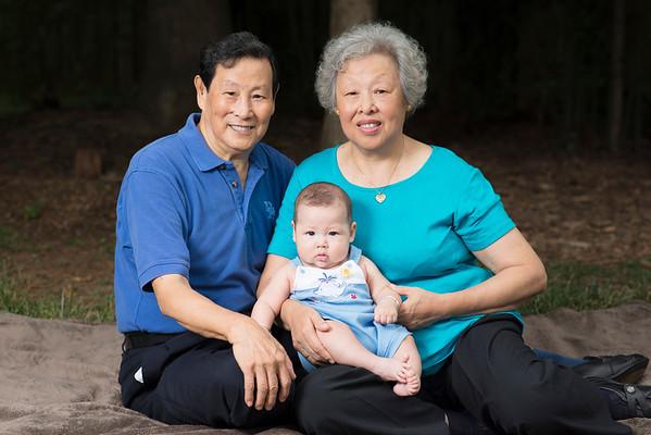 Daifeng, Bill, & Manny