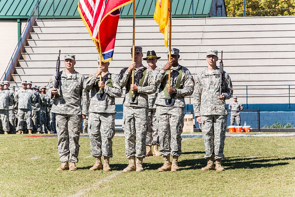TN National Guard Change of Command 20151018