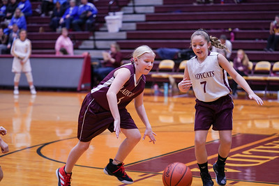 Kalida Girls' Youth Basketball (2020-01-09)
