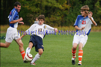 2007 Boys Soccer / Edison - Sectional