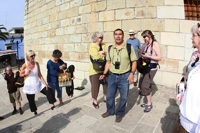 "Oaxaca ""Breakaway Tours"" Group"