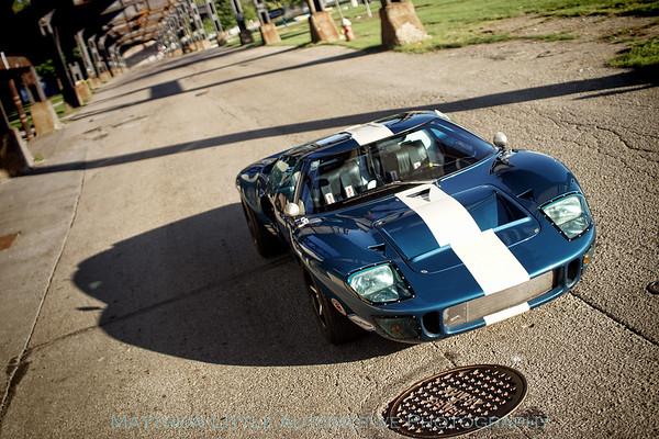 ERA Ford GT40