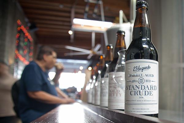 El Segundo Brewing - Standard Crude Release