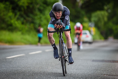 Welsh Cycling Time Trial Championships - Finish Pictures