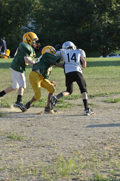 Wildcats vs Raiders Scrimmage 127.JPG