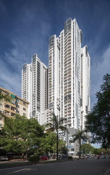 New Skyline Văn Quán / Architecture Design by R Design Worldwide
