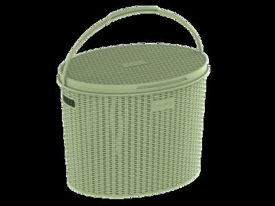 Picnic Rattan Basket