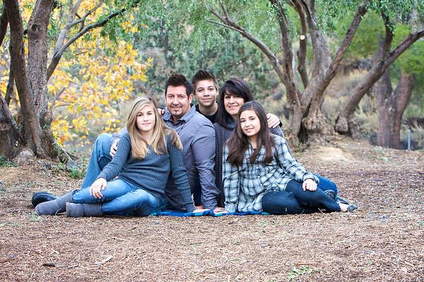 Scaglione Family - December 2010