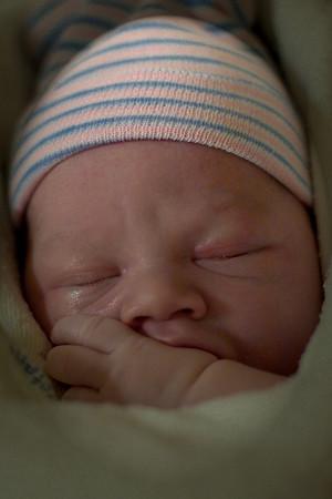 Anthony's Birth