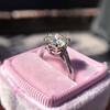 2.03ct Art Deco Transitional Cut Diamond Solitaire 10