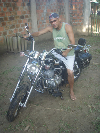 Manny Motorcycle