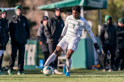 Cornell vs Dartmouth Men's Soccer 2019