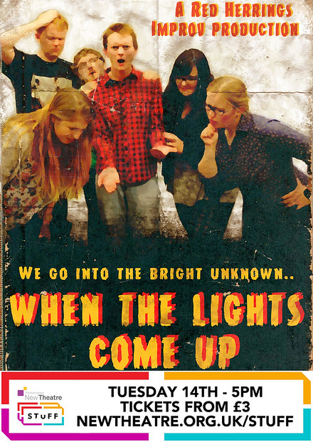 When The Lights Come Up poster
